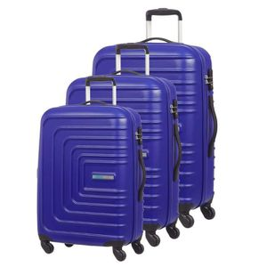SET DE VALISES AMERICAN TOURISTER Set de 3 Valises Rigide ABS 4 R