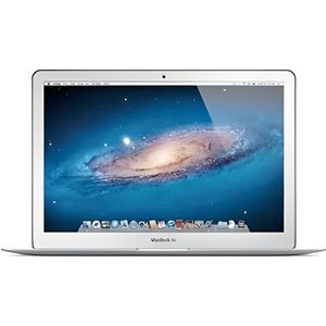 "Achat PC Portable Apple MacBook Air Core i5 Dual-Core 1.4GHz 4GB 128GB SSD 11.6"" LED Notebook (2014) pas cher"
