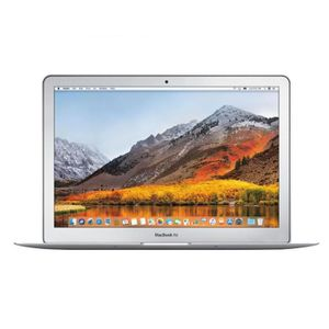 "PC Portable MacBook Air 13"" Core i5 1,6 GHz - SSD 128 Go - RAM 4 Go pas cher"