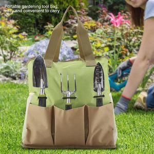 18 poches profondes 9 sacs /à main et outils de jardin seaux de jardin outils d horticulture