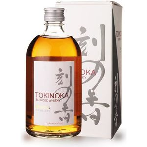 WHISKY BOURBON SCOTCH Tokinoka - Blended Whisky - 40% - 50 cl