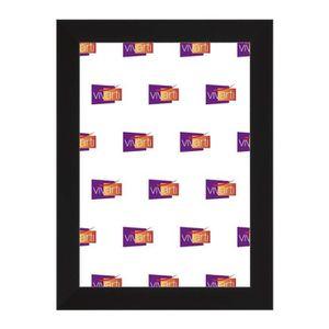CADRE PHOTO Large Noir mat prêts à cadre photo, format A3, 29.