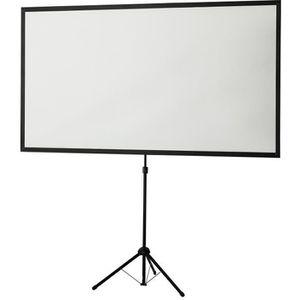 ECRAN DE PROJECTION Ecran de projection à pied utra-léger celexon 177x