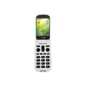 Téléphone portable Doro 6050 blister Champagne/White