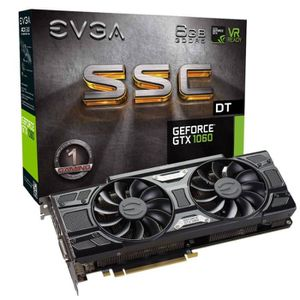 CARTE GRAPHIQUE INTERNE EVGA Carte Graphique EVGAGeForce GTX 1060 - 6 Go G