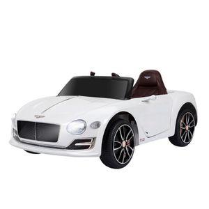 VOITURE ELECTRIQUE ENFANT Véhicule électrique Bentley enfants 2 moteurs 108L