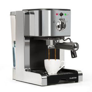 MACHINE À CAFÉ Machine à café expresso Klarstein Passionata 20 -