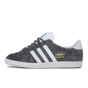 big sale eaff0 9a410 Basket Adidas Gazelle Grise