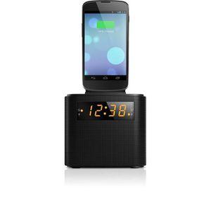 Radio réveil Philips - AJ3200-5 - Radio-réveil station d'accuei