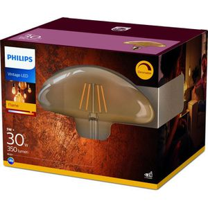 AMPOULE - LED PHILIPS LED Mushroom Vintage Filament 5 équivalent
