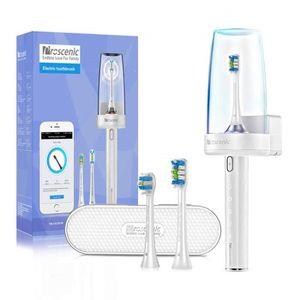 BROSSE A DENTS ÉLEC Proscenic Brosse à dents électrique USB Rechargeab