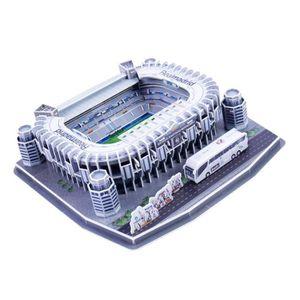 PUZZLE Jouet Educatif Enfants - 3D Puzzle Football Stade