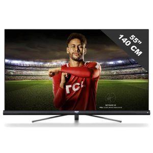 Téléviseur LED TV LED plus de 52 pouces TCL - 55 DC 762 • Télévis