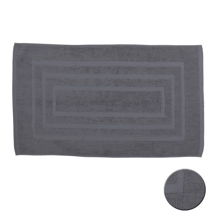 tapis de bain canon de fusil 50x85 cm