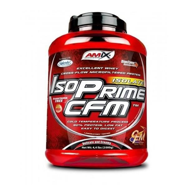 PROTEIN ISOPRIME CFM ISOLATE 2 KG. COOKIE CRÈME