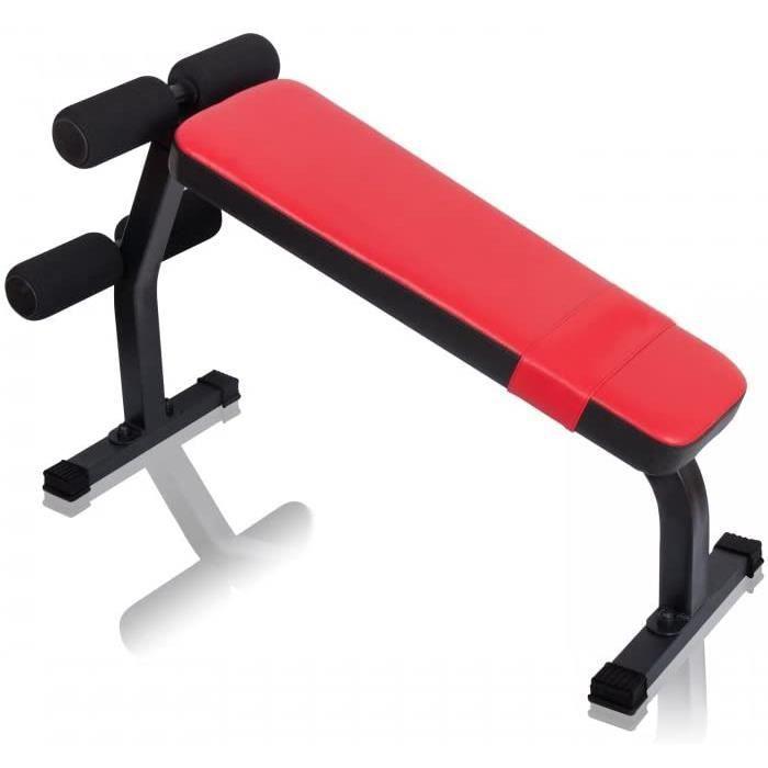 Marbo Sport Banc de musculation pour abdominaux MS-L110