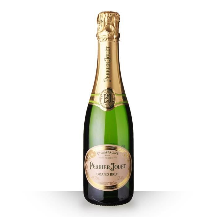 Perrier-Jouët Grand Brut - 37,5cl - Champagne