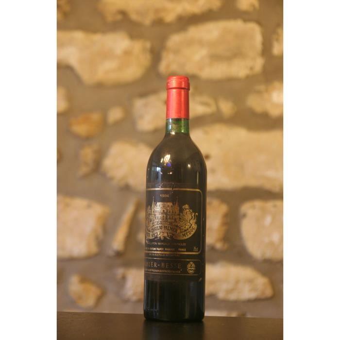 Château Palmer 1984 Rouge