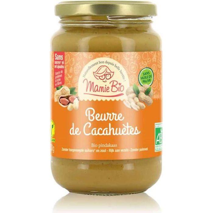 Beurre de cacahuète - 350g