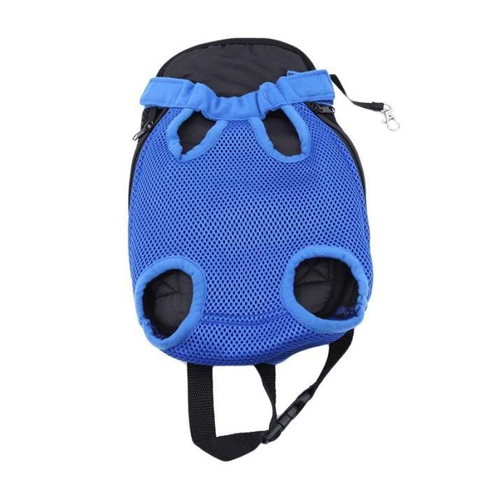Sac de transport,Offre spéciale sacs pour petits chiens chats Sacs pour animaux domestiques, épaule sac à dos de - Type Blue-XL