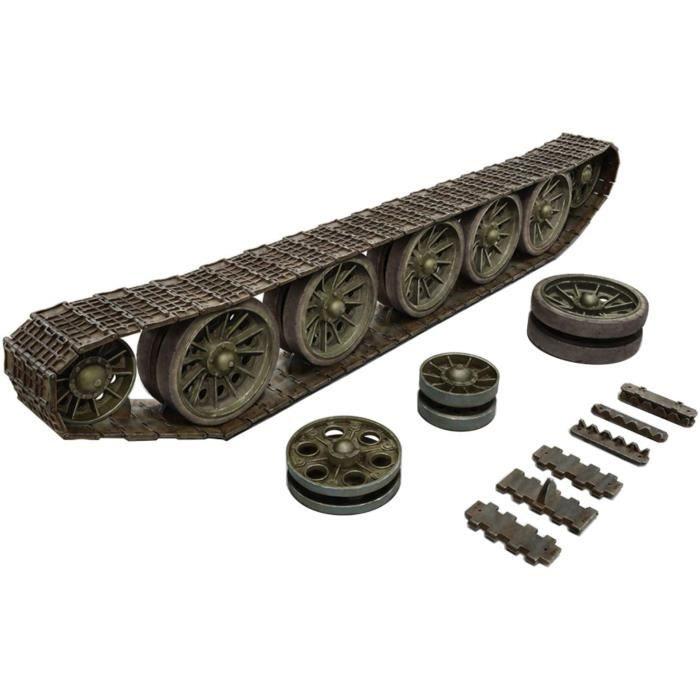 Kits de modélisme de chars d'assaut Unbekannt 'Mini Art 35227 – Modélisme Accessoires en T 34-85 Running Gear, Late Type 227620