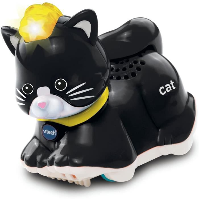 Jouets musicaux Vtech – Toot Toot Animals – Cat – Tut Tut Animo Chat Version Anglaise 176116