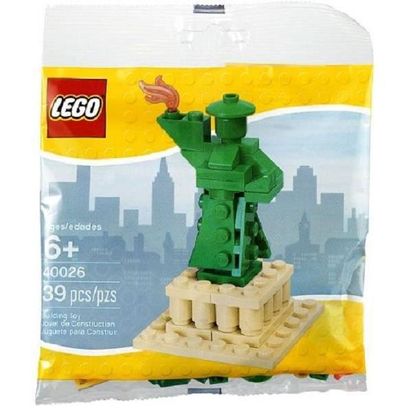 Lego 40026 La statue de la liberté