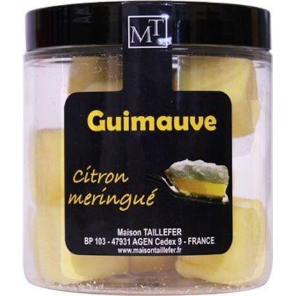 MAISON TAILLEFER Guimauve Citron Meringué Pot 75g
