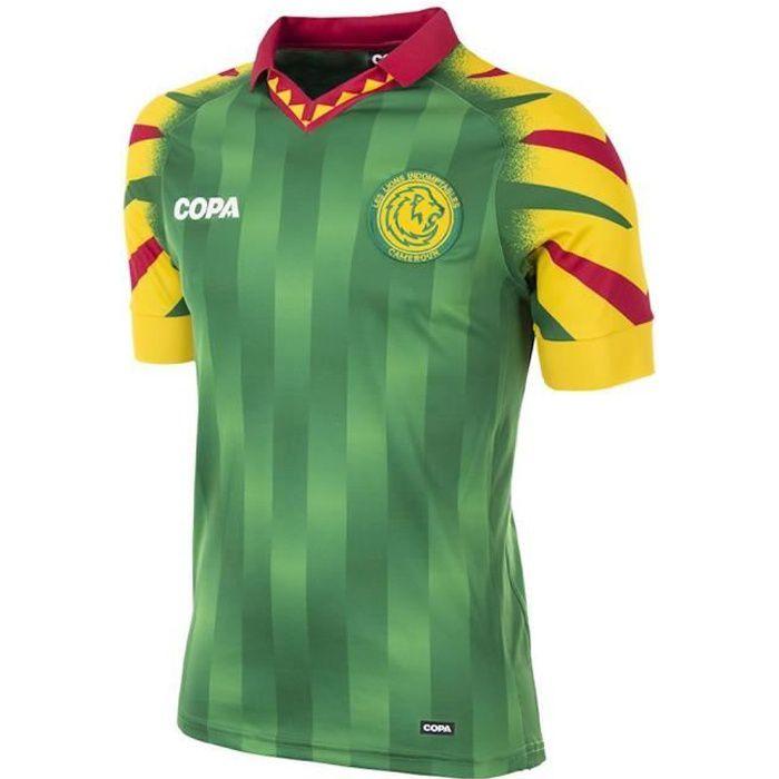 Maillot Copa Cameroun