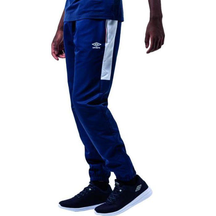 Jogging Bleu Marine Homme Umbro Authentic Woven Pant