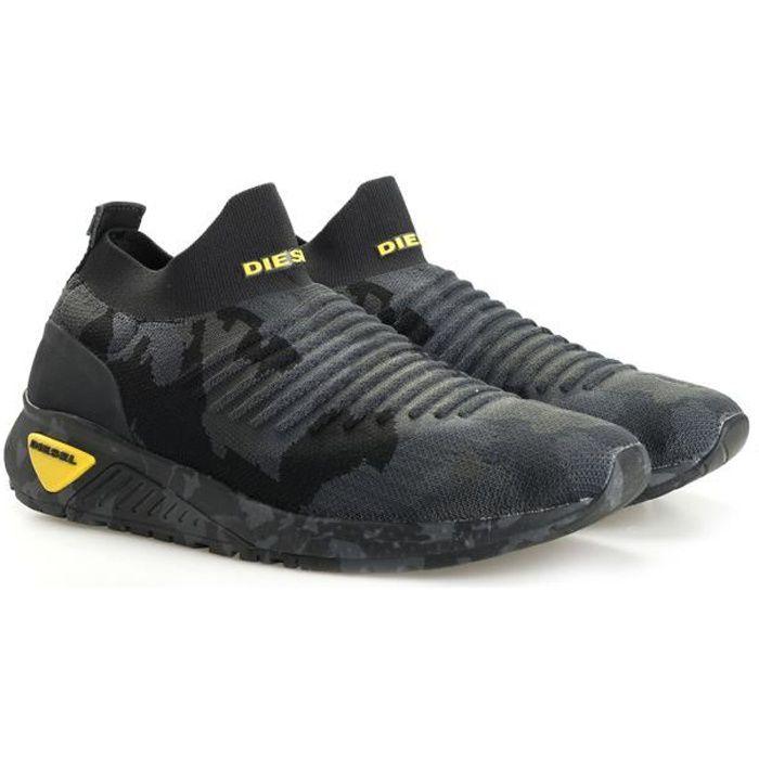 11030101- Diesel - Y01881 P2094 H5477 - Skb S-Kb Athl Sock Sneakers - Homme -