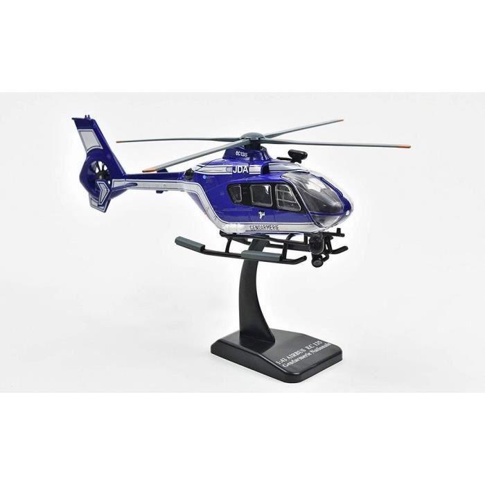 Maquette Hélicoptère EC-135 Gendarmerie Nationale au 1/43 EC135