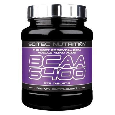 Complément alimentaire BCAA 6400 125 comprimés....
