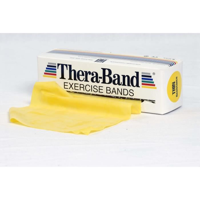 Thera-Band 5,5m jaune