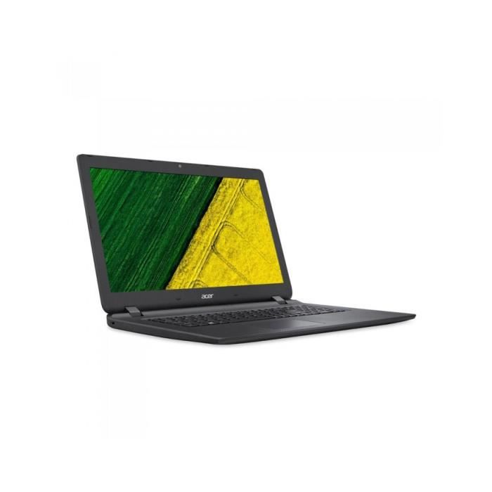 """ORDINATEUR PORTABLE PC Portable Acer ES1-732-P0H0 17,3"""" Noir"""
