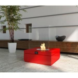 chemin e bio thanol poser 4 glasses rouge achat. Black Bedroom Furniture Sets. Home Design Ideas