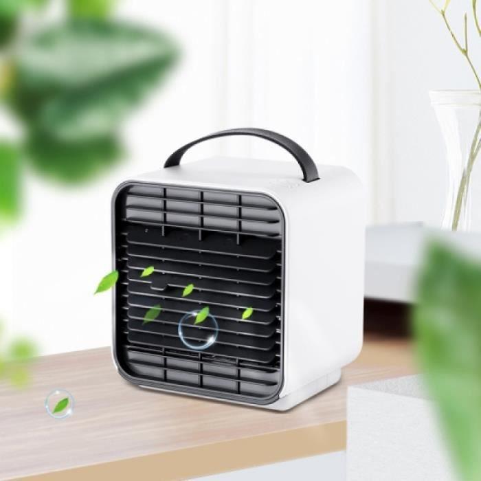 VENTILATEUR Mini Ventilateur - Refroidisseur d'air - Portable