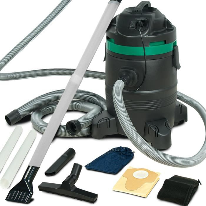 10 sacs pour aspirateur pour Ubbink vacuprocleaner maxi-Made in Germany