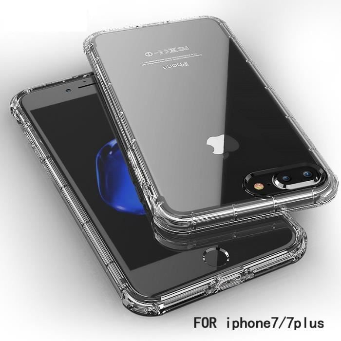 coque transparente iphone 7 plus