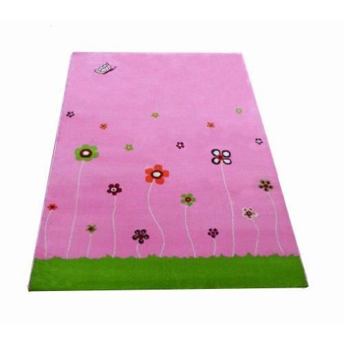 Little Helper Ivi Tapis Pais Hypoallerg Nique 3d Haute Qualit Design Jardin D 39 T Rose Grand