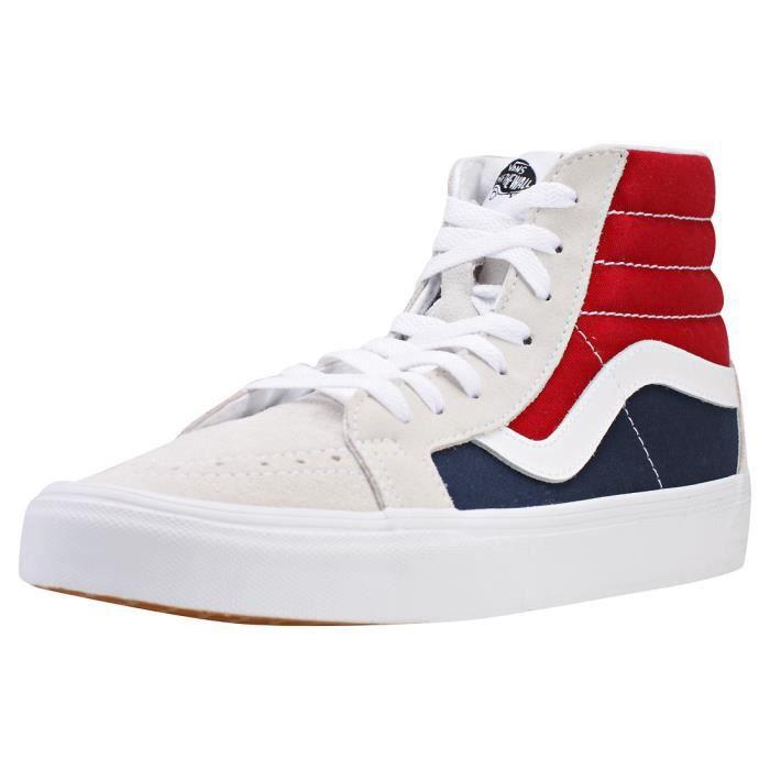 vans bleu blanc rouge