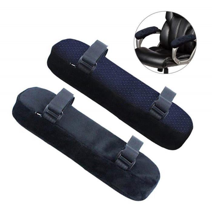 universelle mousse chaise de Accoudoir accoudoirs en soupled'accoudoir pour mémoireprotège bureau HWE9D2I