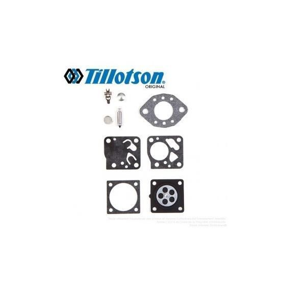 Tillotson Neuf Membrane de Carburateur+Kit de Réparation Adaptable 625 630 670