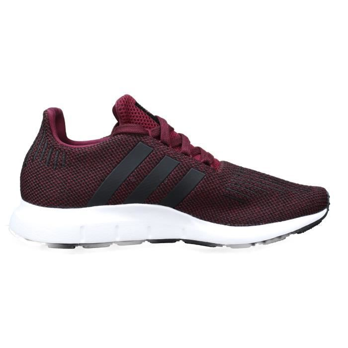 Basket garçon Adidas Swift Run J Cq2600 Bordeaux