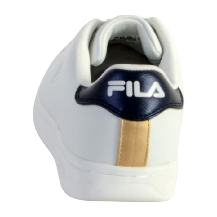 Basket Fila Crosscourt 2F Low WMN White 37 Blanc Wml7GhQze