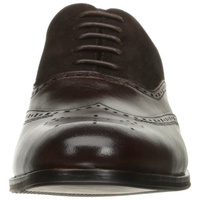 Stanbury Wingtip Oxford DJ76S Taille-43