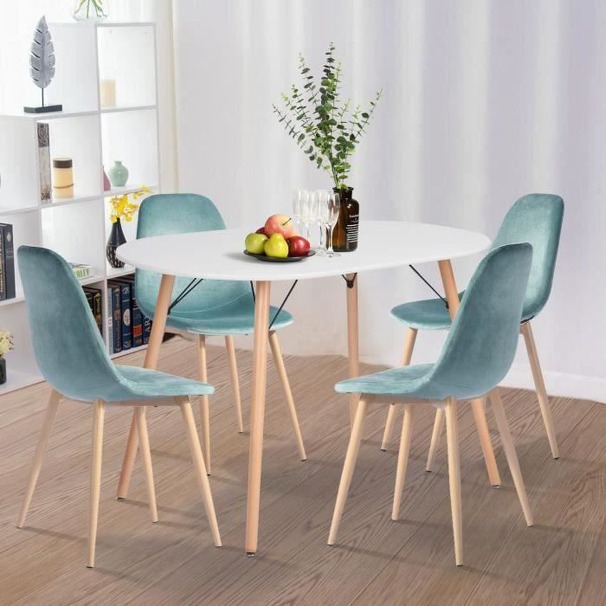Table Ovale Eiffel Table De Salle A Manger Scandinave Table Basse