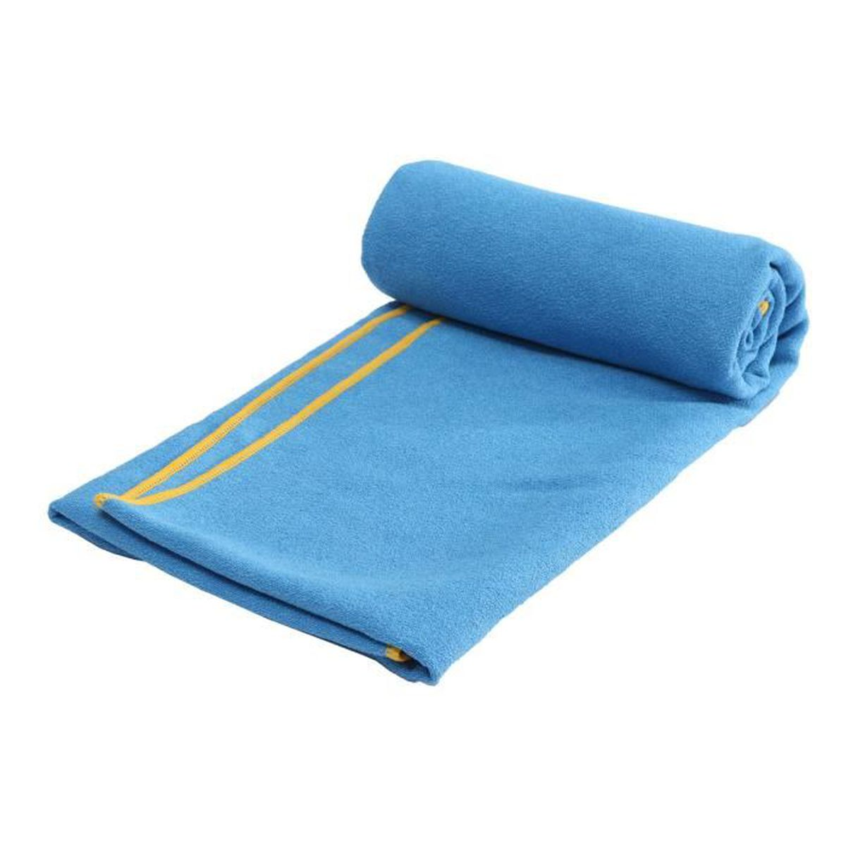 yoga serviettes microfibre de fitness tapis de sport bleu. Black Bedroom Furniture Sets. Home Design Ideas