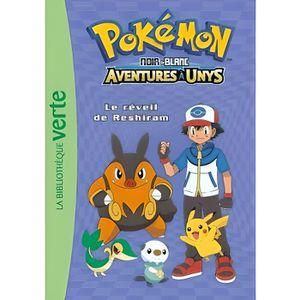 Livre 9 -12 ANS Pokémon noir et blanc Tome 11