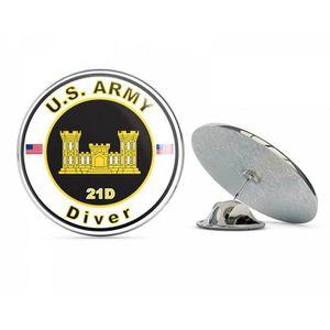 PINCE A CRAVATE Pince A Cravate Women's U.S. Army MOS 21D Diver Me